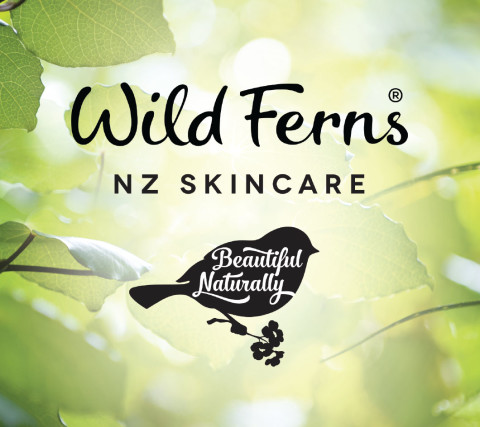 wild ferns NZ skin care